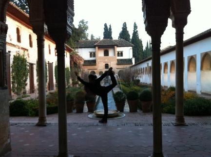 Alhambra- Granada, Spain