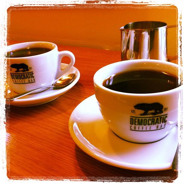 Danish caffeine, Copenhagen moment.