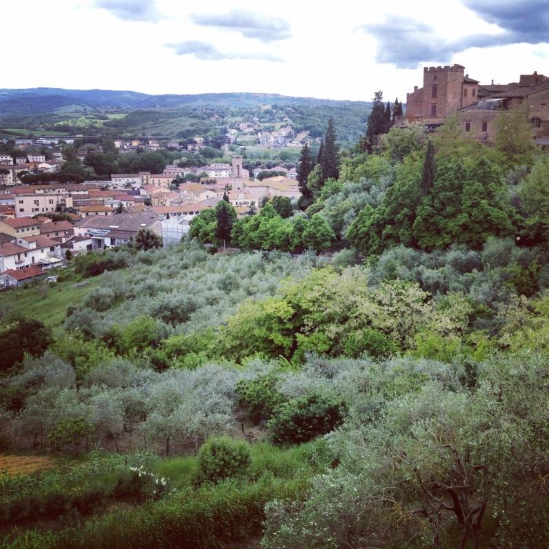Certaldo, Tuscany