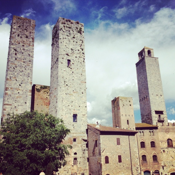 The Manhattan of Tuscany, San Gimignano