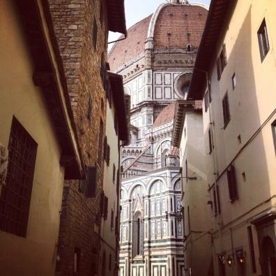 Duomo slivers, Firenze