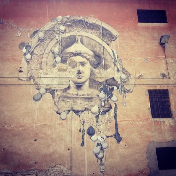 street art in Perugia